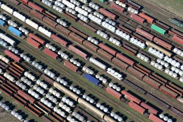 Kontenery odgrywają coraz większą rolę w transporcie