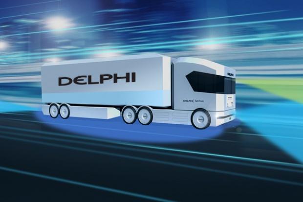 Tech Truck: nowa koncepcja Delphi