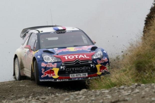 Citroën dominuje w WRC