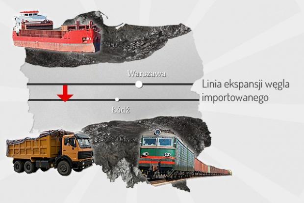 Węgiel z importu rozjedzie górnictwo