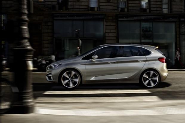 BMW przygotowuje kompaktową hybrydę