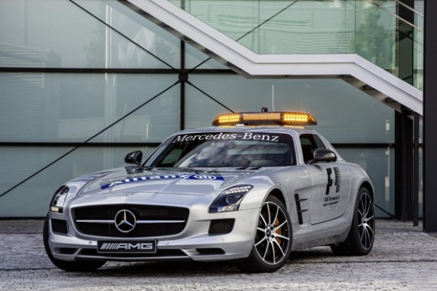 Mercedes zmienił Safety Car