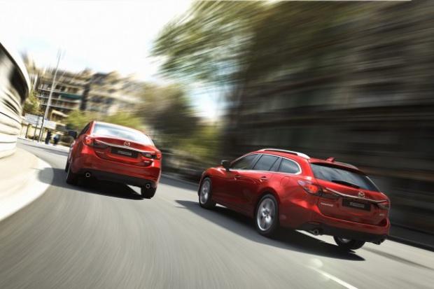 """Mazda wprowadza technologie bezpieczeństwa """"i-ACTIVSENSE"""""""