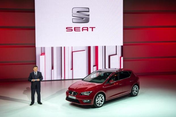 SEAT pokazał nowego Leona i nowe logo