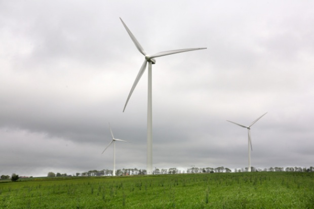 100 GW - rekord energetyki wiatrowej w Europie