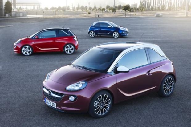 Opel ADAM na chwilę przed premierą