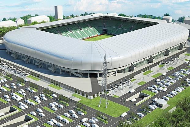 Mostostal Warszawa najtańszy w przetargu na stadion