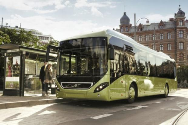 Co nowego w hybrydach Volvo Buses?