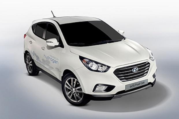 ix35 FCEV - trzeci Hyundai na wodór