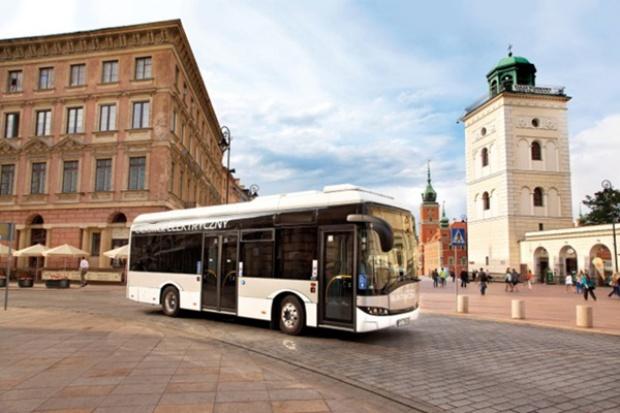 Niemcy docenili elektrycznego Solarisa Urbino