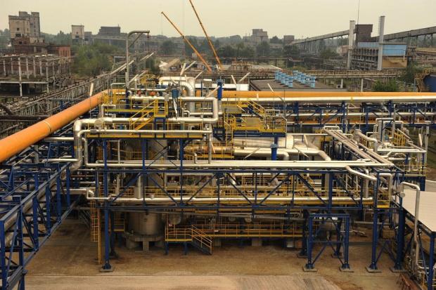 ArcelorMittal Poland: uruchomienie instalacji oczyszczania gazu koksowniczego