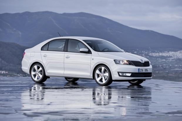Škoda ujawnia cenę Rapida