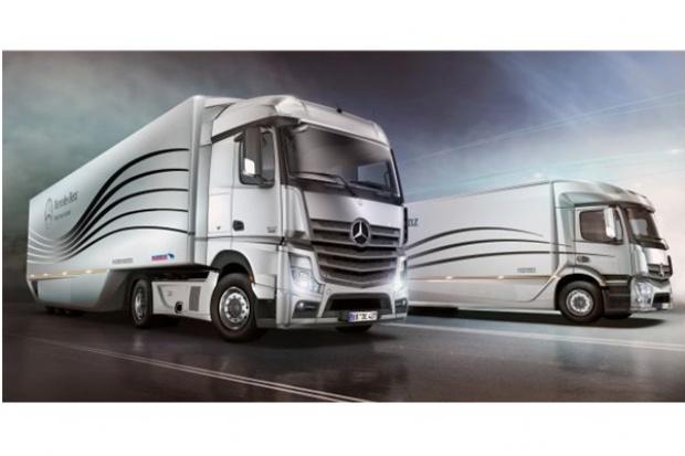 Daimler promuje ciężarową aerodynamikę
