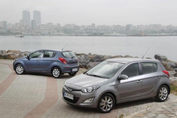 Hyundai  wprowadził nowy model z instalacją  LPG