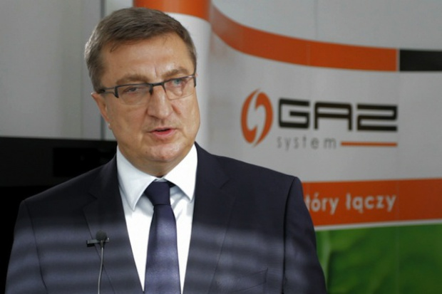 Gaz-System zainteresowany gazociągiem polsko-niemieckim