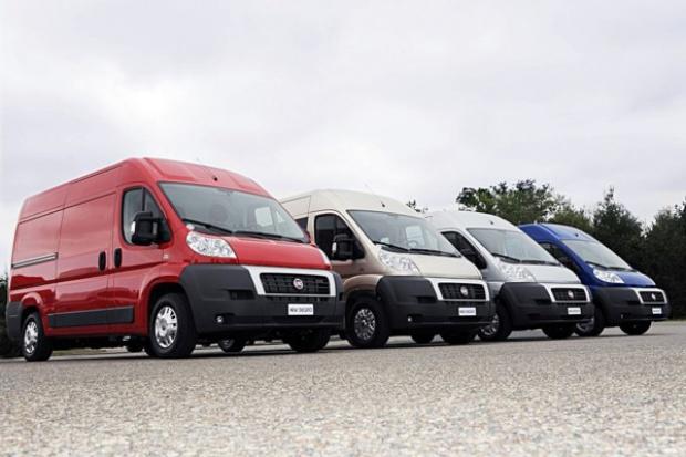 Rynek lekkich ciężarówek wyraźnie pod kreską