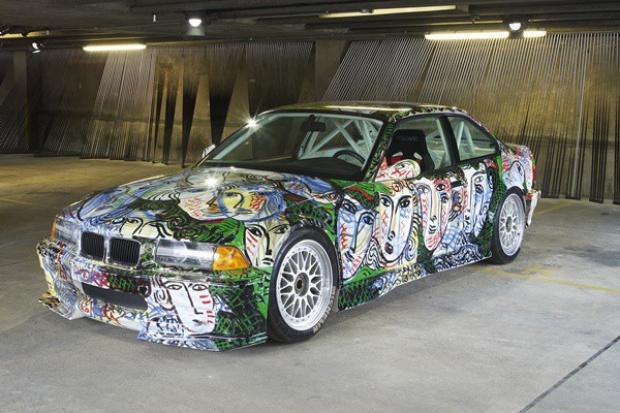 BMW Group Polska dla młodych artystów