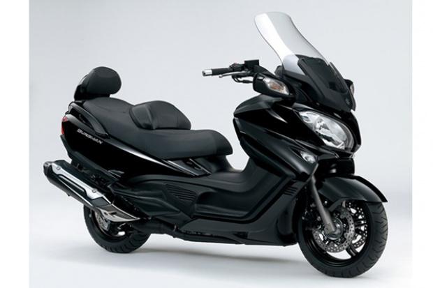 Odnowione jednoślady Suzuki