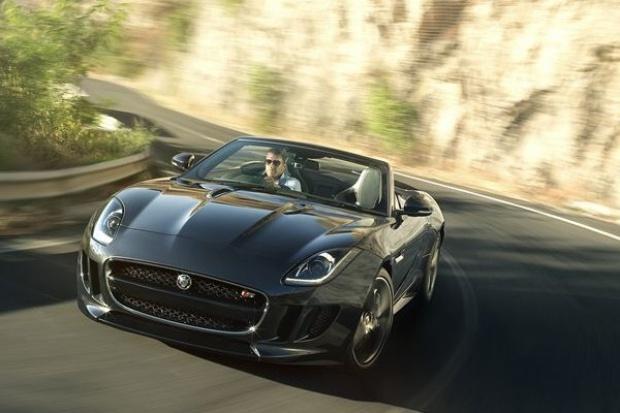 F-Type: kwintesencja Jaguara
