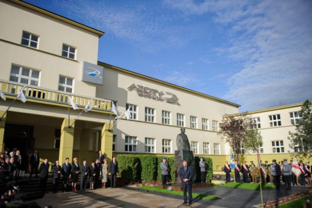 Prezydent Komorowski na obchodach 85-lecia Azotów Tarnów