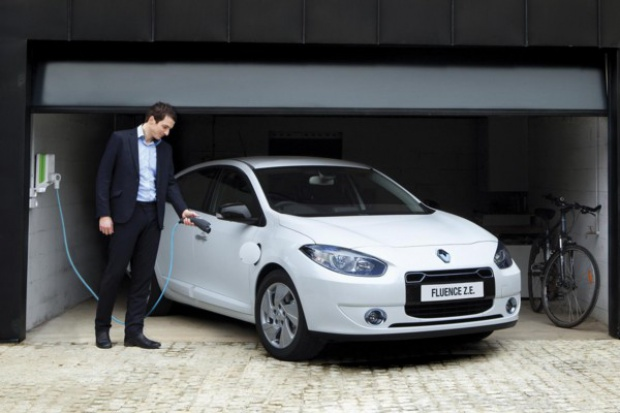 Elektryczne Renault są już w Polsce