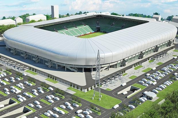 Mostostal Warszawa wygrał przetarg na stadion w Tychach