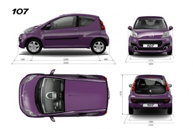 Odmłodzony maluch Peugeota wjechał na polski rynek