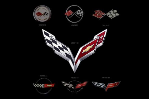 Nowa Corvette: logo też ważne