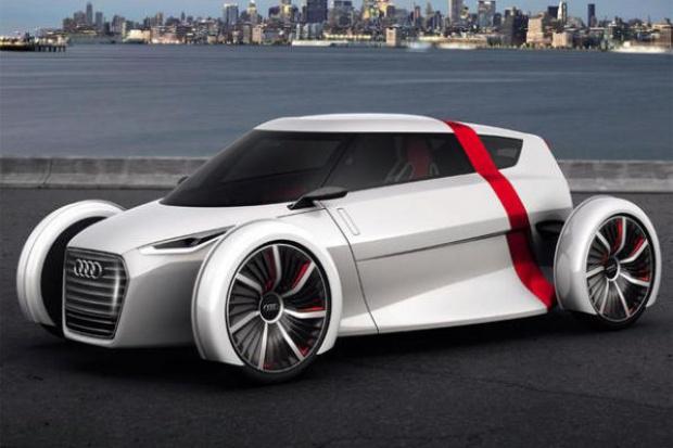 Przyszłość ruchu wielkomiejskiego wg Audi