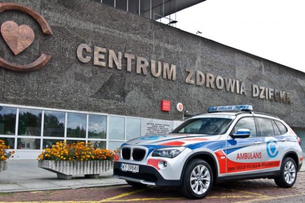 BMW Polska dla Centrum Zdrowia Diecka