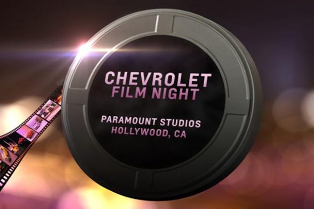 Chevrolet: hollywoodzka opowieść