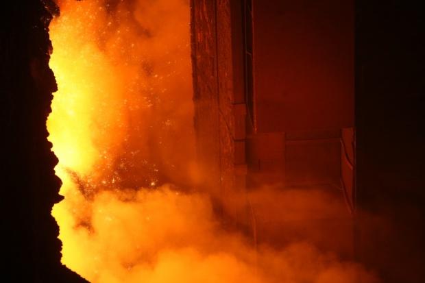 Produkcja stali surowej minimalnie wzrosła