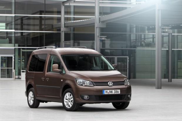 """VW Caddy z """"Napędem Nowej Ery"""""""