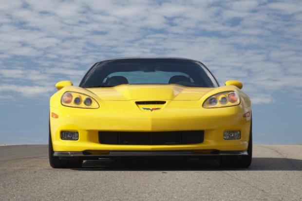 Technologia Chevrolet X-Man w Corvette ZR1