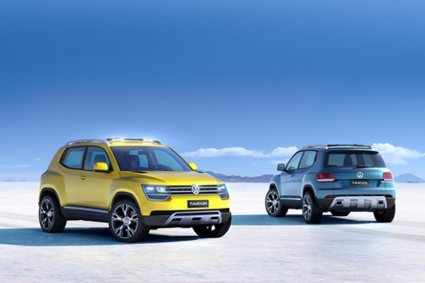 Nowy Volkswagen nazywa się Taigun