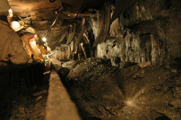 W górnictwie może być gorąco