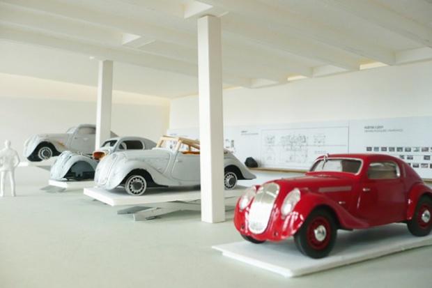 Škoda kończy budowę ... muzeum