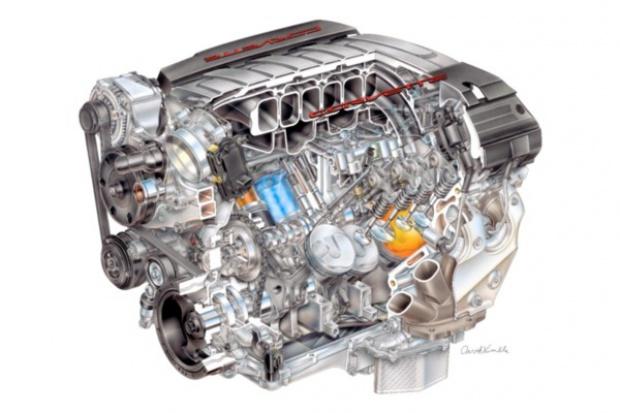 Nowe serce nowego Corvette