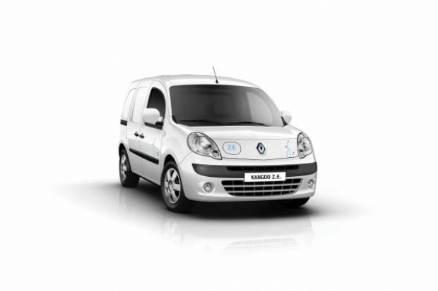Renault podsumowuje pierwszy rok handlu e-furgonetkami