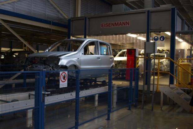 Fiat oficjalnie o przyczynach zakończenia produkcji Pandy w Tychach