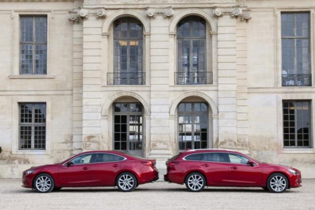 Nowa Mazda6 wjeżdża na polski rynek