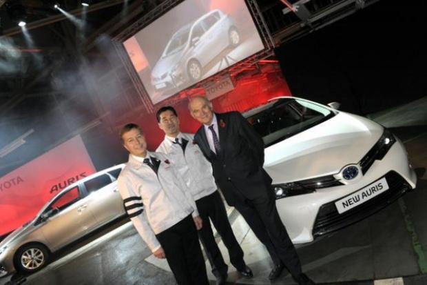Ruszyła produkcja nowej Toyoty Auris