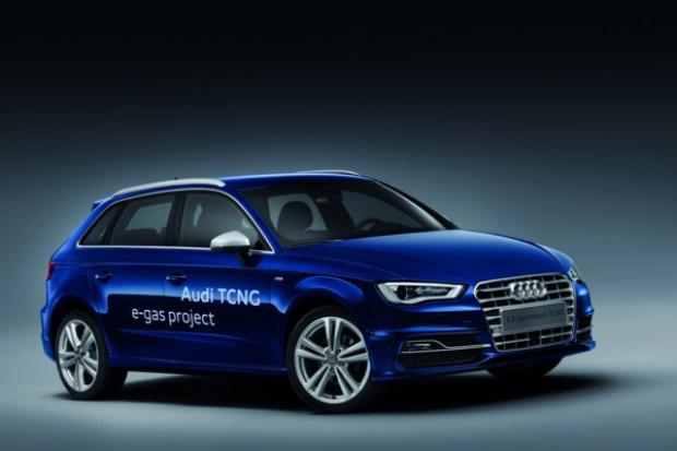 Jak Audi wykorzystuje przyszłościowe źródła energii?
