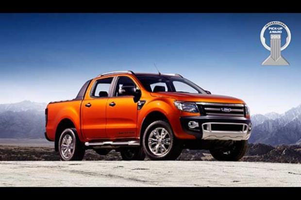 """Ford Ranger """"Międzynarodowym Pickupem Roku"""""""