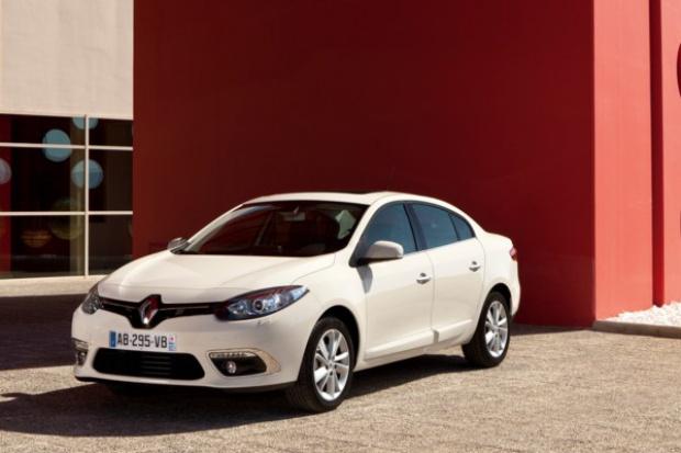 Renault odświeża model Fluence