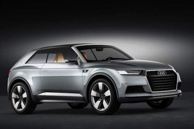 Zmiana strategii stylistycznej Audi