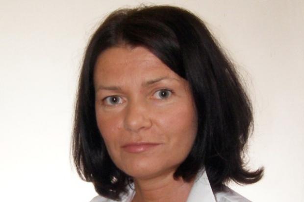 Małgorzata Kulis za sterami Volvo Truck Center Polska