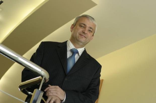 B. Fiszer, prezes Conbelts Bytom: zrobić z górnictwa towar eksportowy