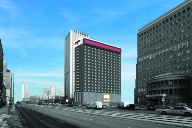 Jeden z największych hoteli Hampton by Hilton na świecie powstanie w Warszawie