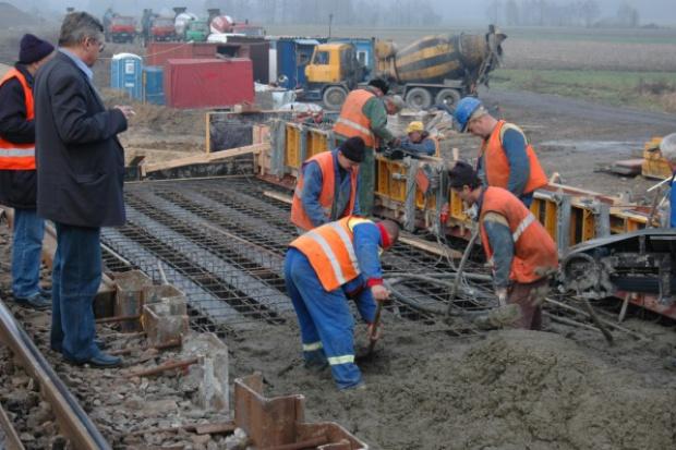 Po budowlanej katastrofie na drogach czas na kłopoty na torach?